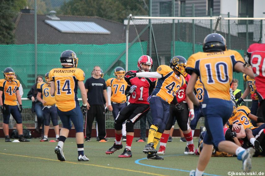 U17 Marburg Mercenaries vs. Wiesbaden Phantoms 328