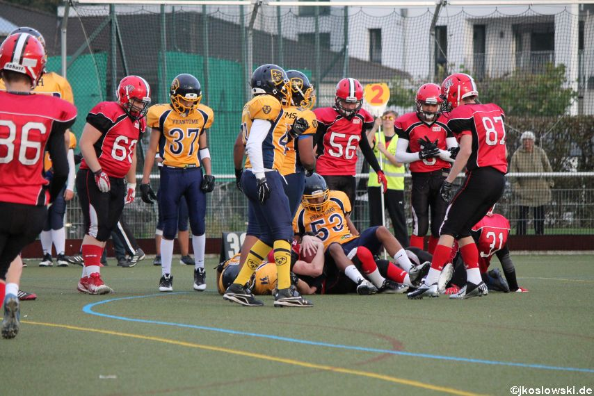 U17 Marburg Mercenaries vs. Wiesbaden Phantoms 329