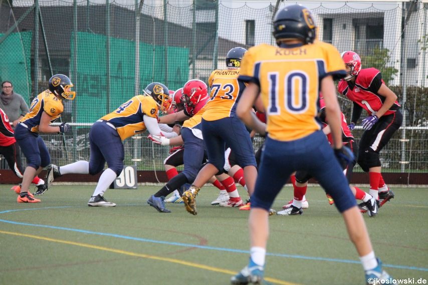 U17 Marburg Mercenaries vs. Wiesbaden Phantoms 330