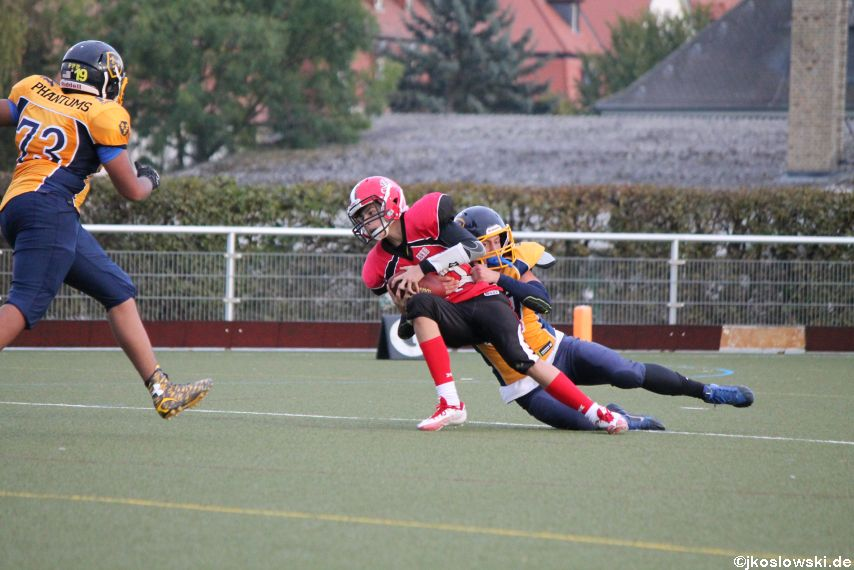 U17 Marburg Mercenaries vs. Wiesbaden Phantoms 333