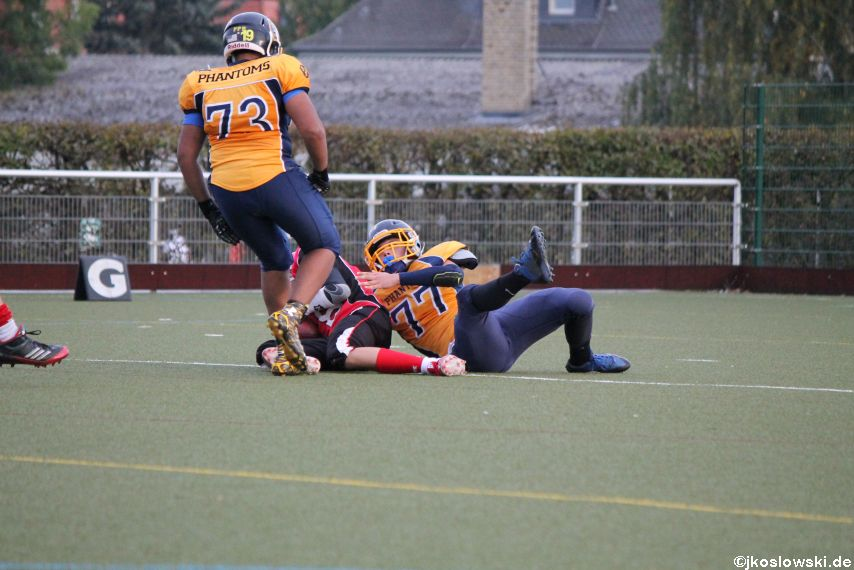 U17 Marburg Mercenaries vs. Wiesbaden Phantoms 334