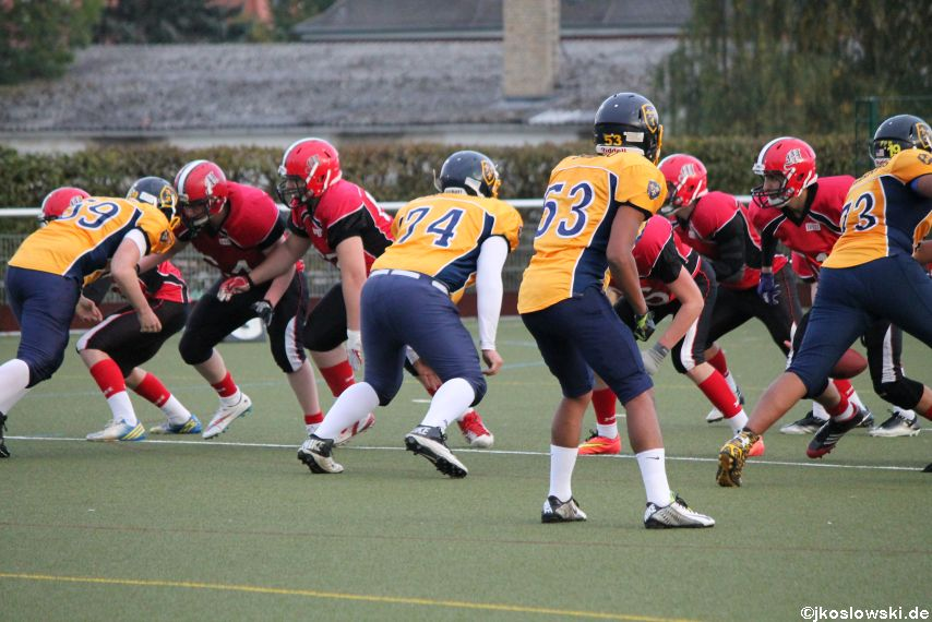 U17 Marburg Mercenaries vs. Wiesbaden Phantoms 335