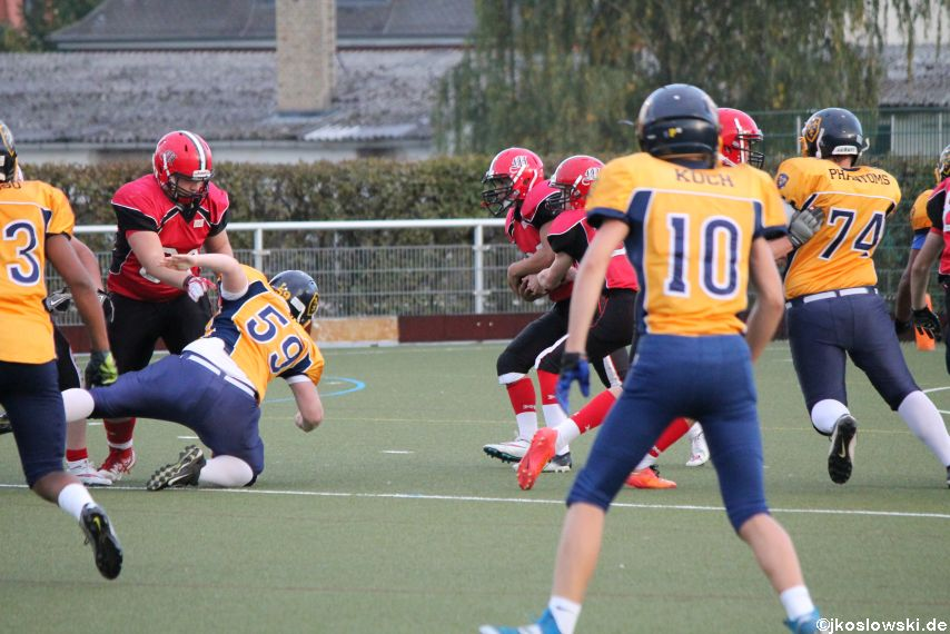 U17 Marburg Mercenaries vs. Wiesbaden Phantoms 336