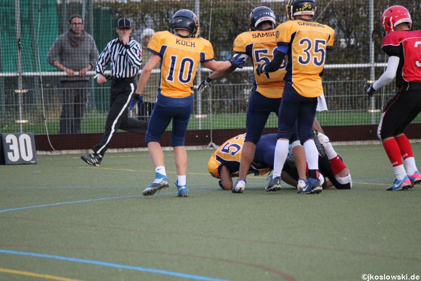 U17 Marburg Mercenaries vs. Wiesbaden Phantoms 341