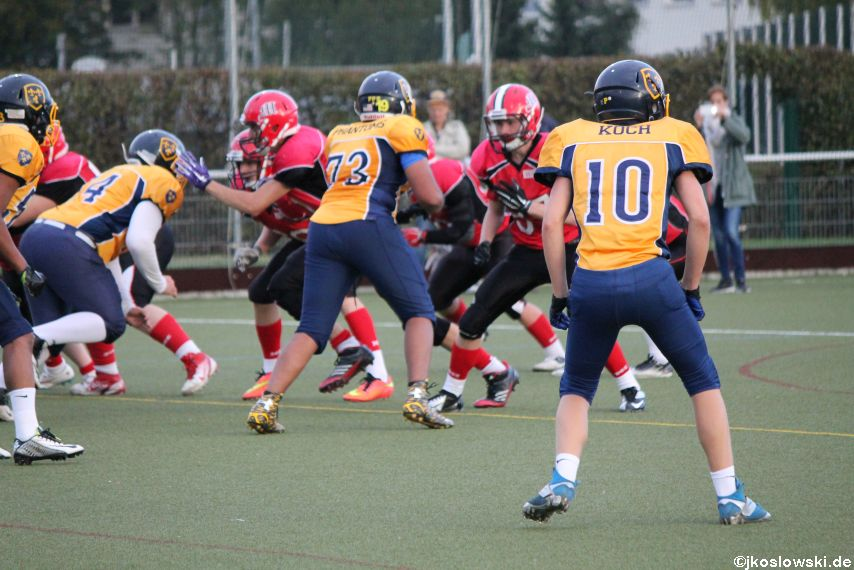 U17 Marburg Mercenaries vs. Wiesbaden Phantoms 342