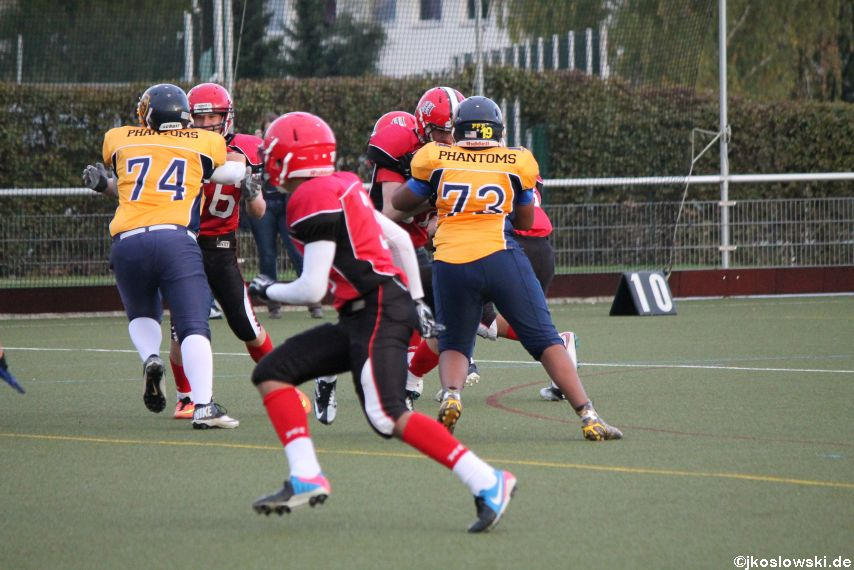U17 Marburg Mercenaries vs. Wiesbaden Phantoms 343