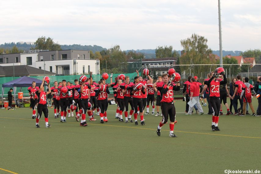 U17 Marburg Mercenaries vs. Wiesbaden Phantoms 346