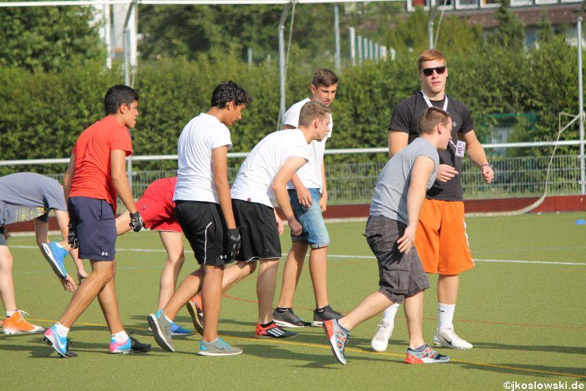 Try Out der Jugend Footballer der Marburg Mercenaries 005