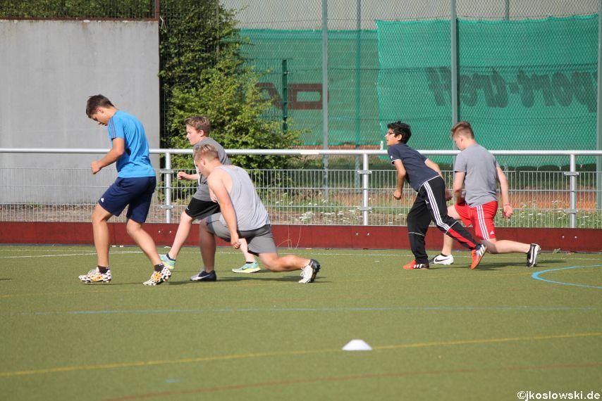Try Out der Jugend Footballer der Marburg Mercenaries 007