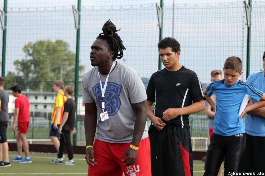 Try Out der Jugend Footballer der Marburg Mercenaries 011