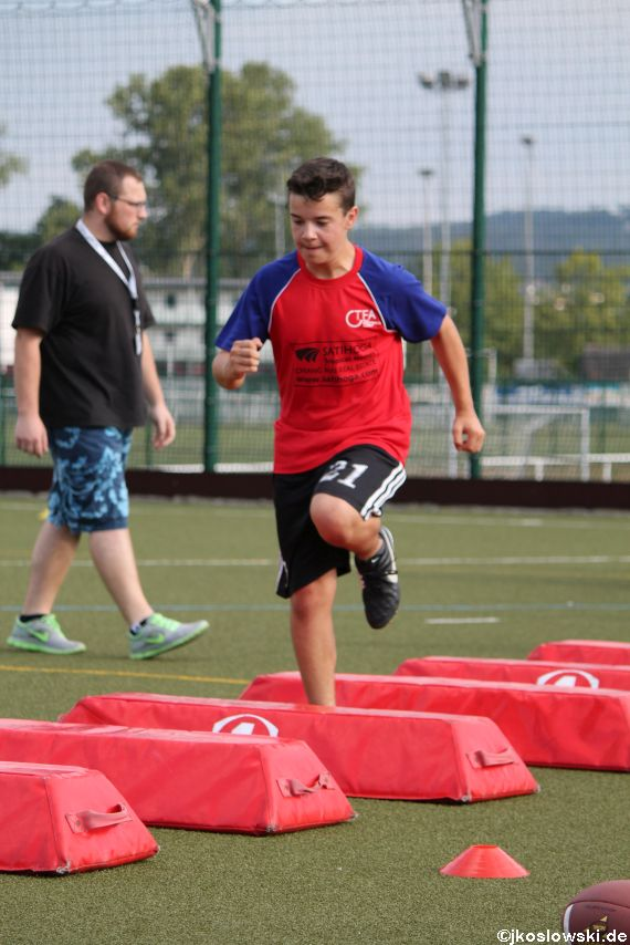 Try Out der Jugend Footballer der Marburg Mercenaries 017