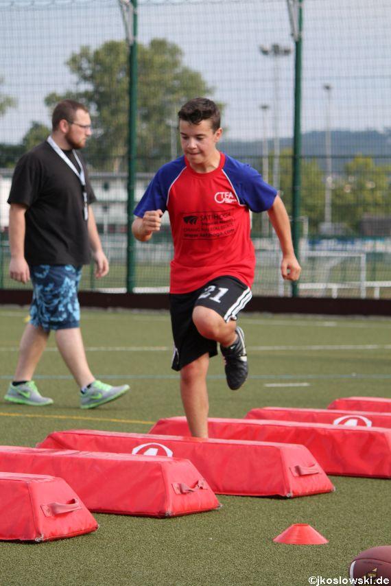 Try Out der Jugend Footballer der Marburg Mercenaries 017