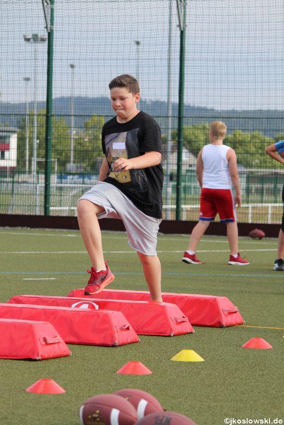 Try Out der Jugend Footballer der Marburg Mercenaries 018