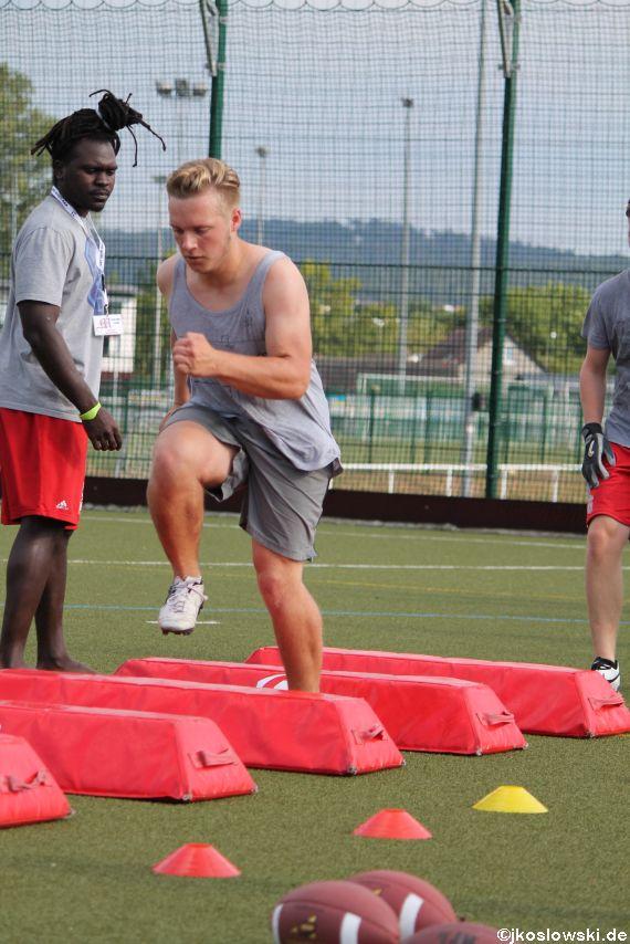 Try Out der Jugend Footballer der Marburg Mercenaries 019