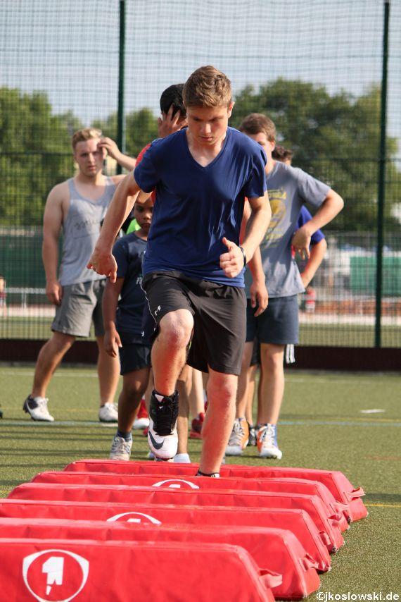 Try Out der Jugend Footballer der Marburg Mercenaries 027