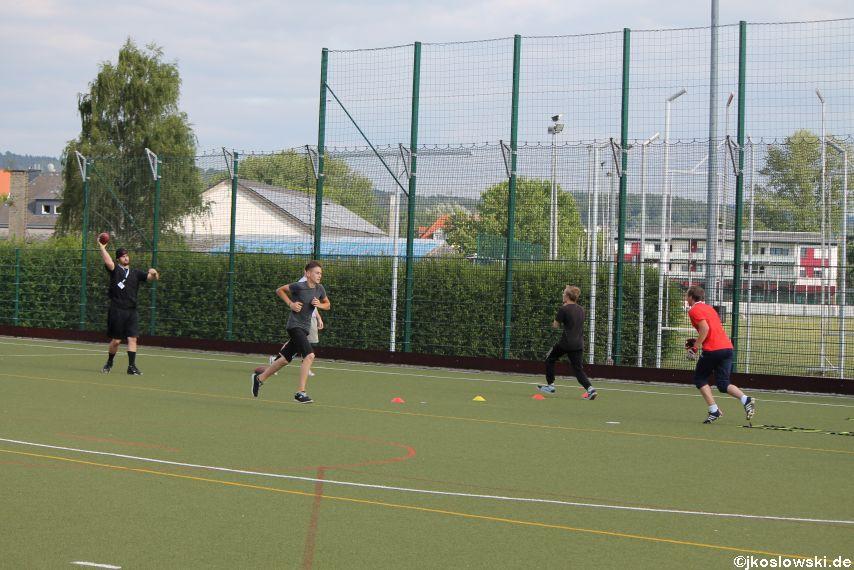 Try Out der Jugend Footballer der Marburg Mercenaries 041