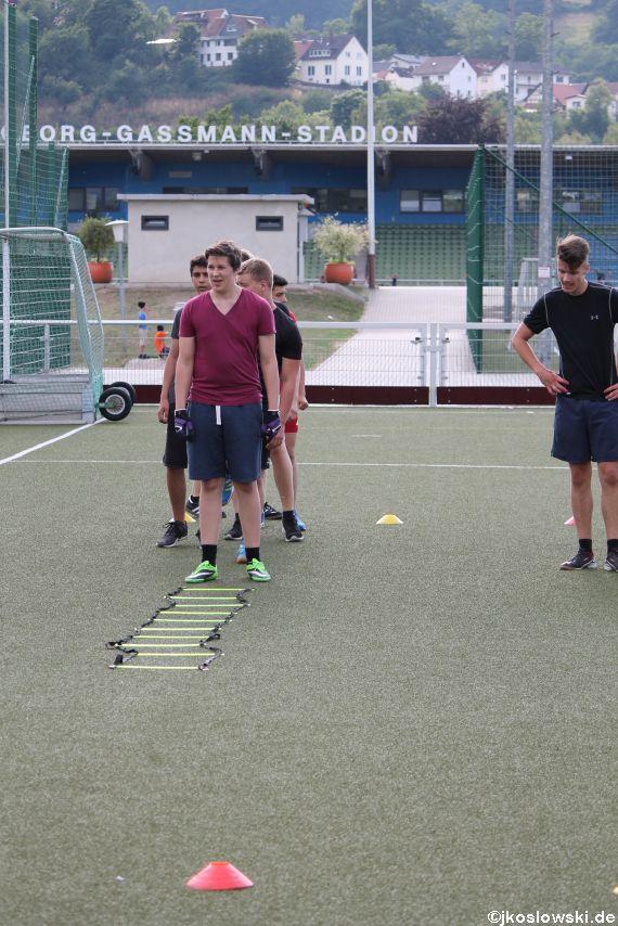 Try Out der Jugend Footballer der Marburg Mercenaries 047