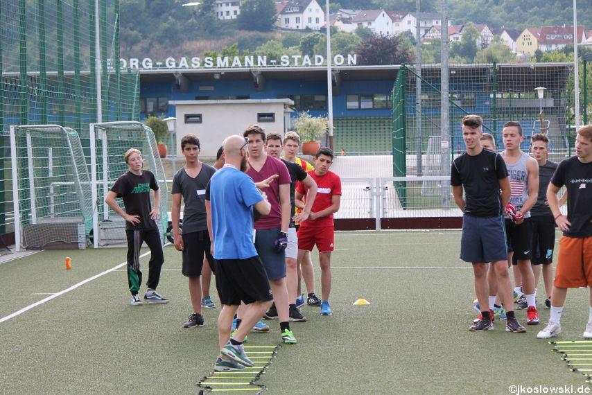 Try Out der Jugend Footballer der Marburg Mercenaries 049