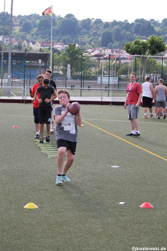 Try Out der Jugend Footballer der Marburg Mercenaries 059