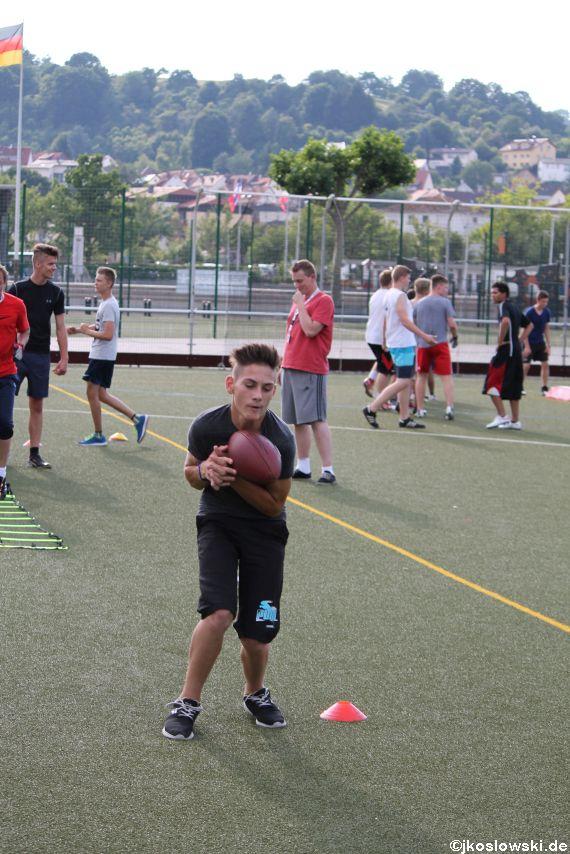 Try Out der Jugend Footballer der Marburg Mercenaries 060