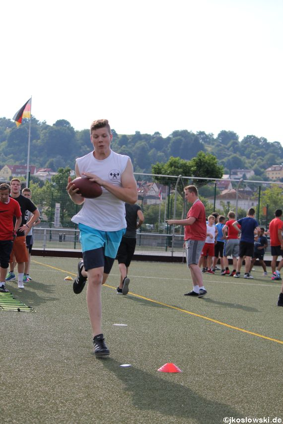 Try Out der Jugend Footballer der Marburg Mercenaries 071