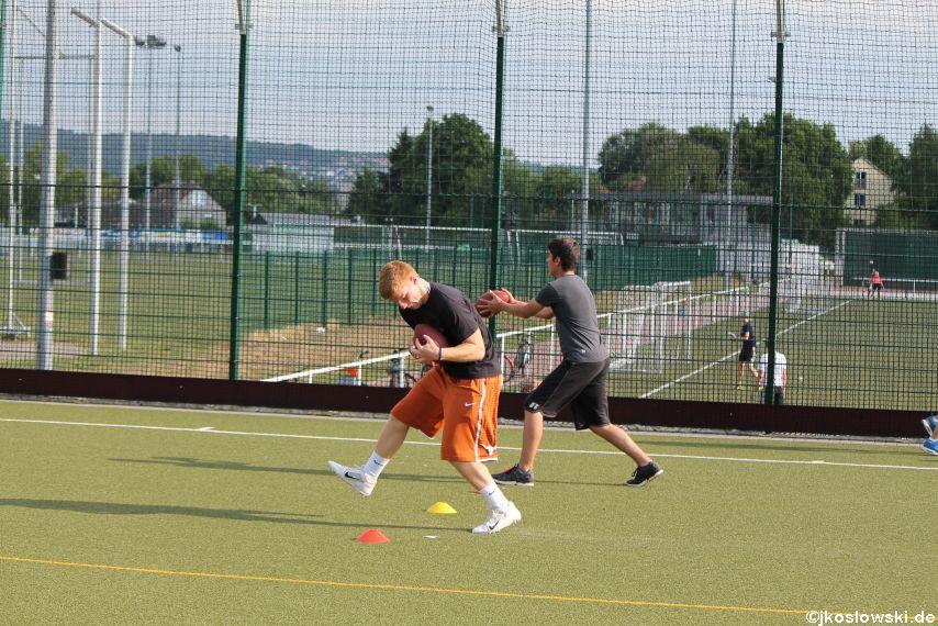 Try Out der Jugend Footballer der Marburg Mercenaries 080