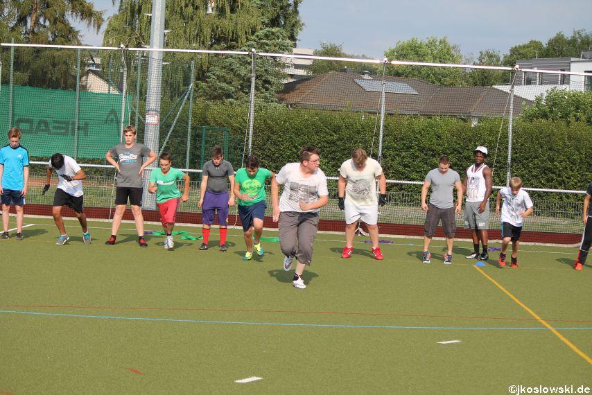 Try Out der Jugend Footballer der Marburg Mercenaries 086