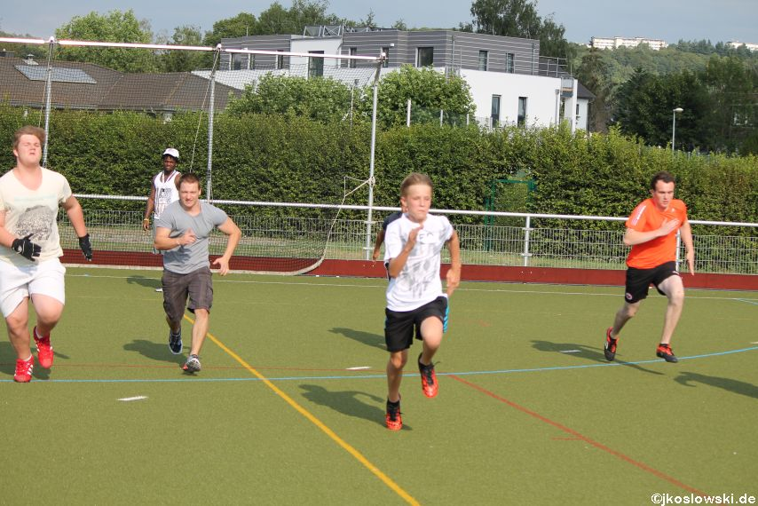 Try Out der Jugend Footballer der Marburg Mercenaries 087