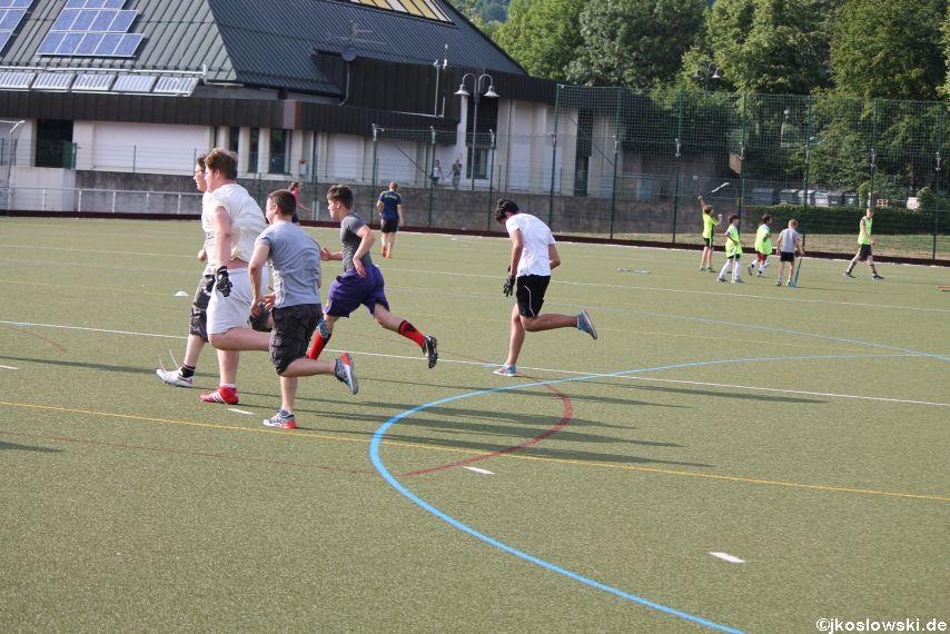 Try Out der Jugend Footballer der Marburg Mercenaries 091