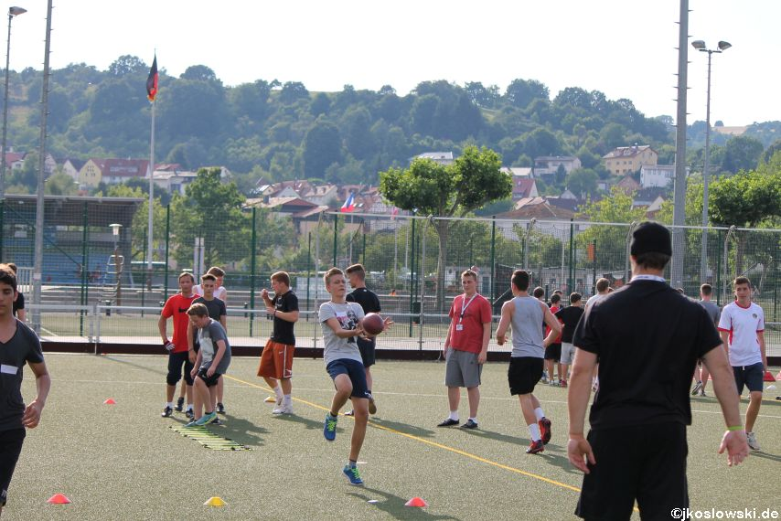 Try Out der Jugend Footballer der Marburg Mercenaries 092