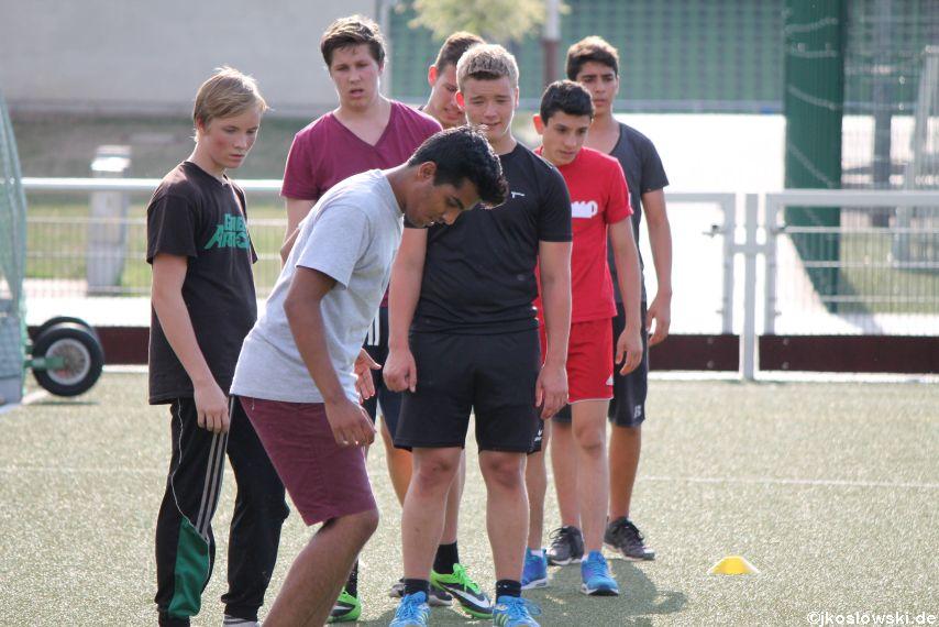 Try Out der Jugend Footballer der Marburg Mercenaries 095