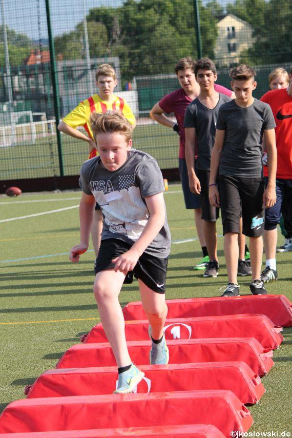 Try Out der Jugend Footballer der Marburg Mercenaries 105
