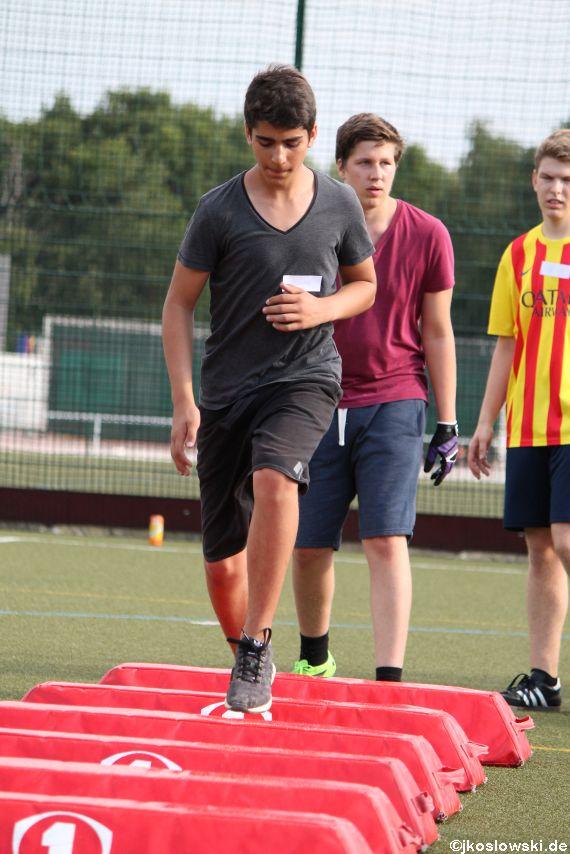 Try Out der Jugend Footballer der Marburg Mercenaries 124
