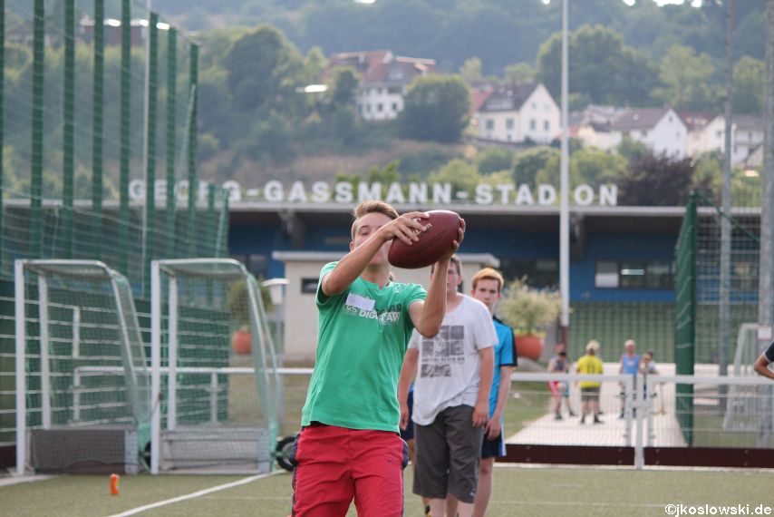 Try Out der Jugend Footballer der Marburg Mercenaries 135