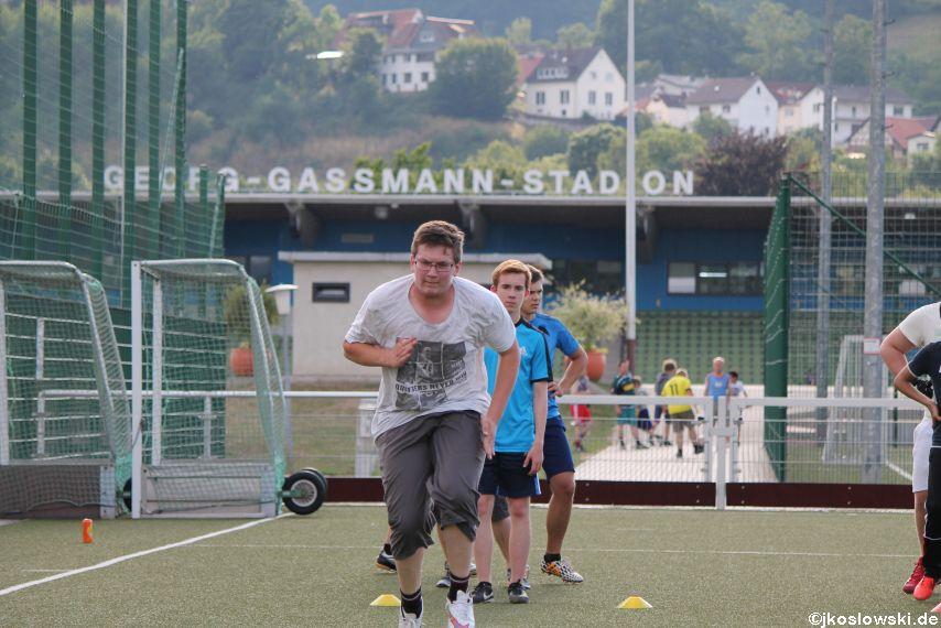 Try Out der Jugend Footballer der Marburg Mercenaries 141