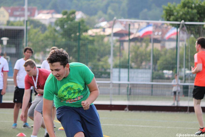 Try Out der Jugend Footballer der Marburg Mercenaries 142