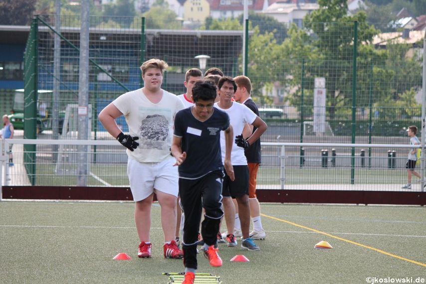 Try Out der Jugend Footballer der Marburg Mercenaries 146