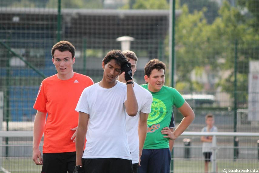 Try Out der Jugend Footballer der Marburg Mercenaries 152