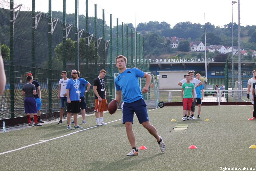 Try Out der Jugend Footballer der Marburg Mercenaries 155