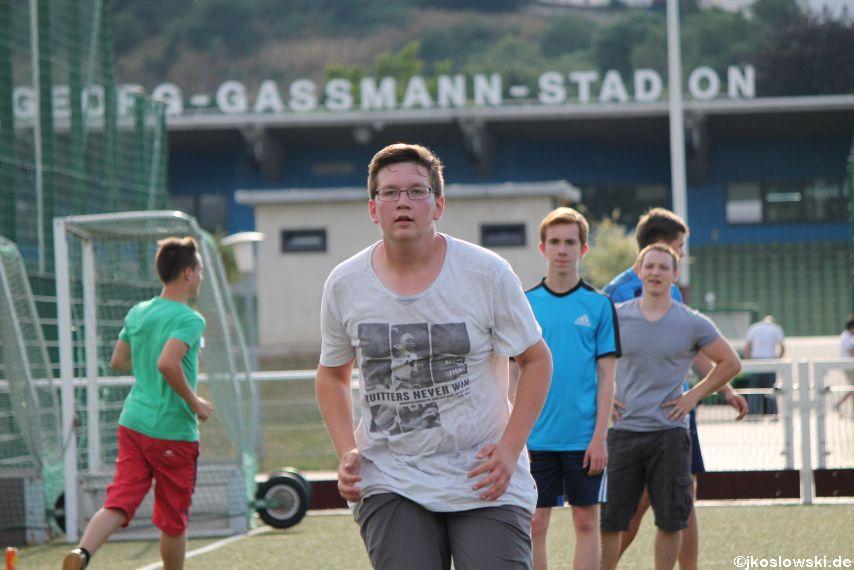 Try Out der Jugend Footballer der Marburg Mercenaries 156