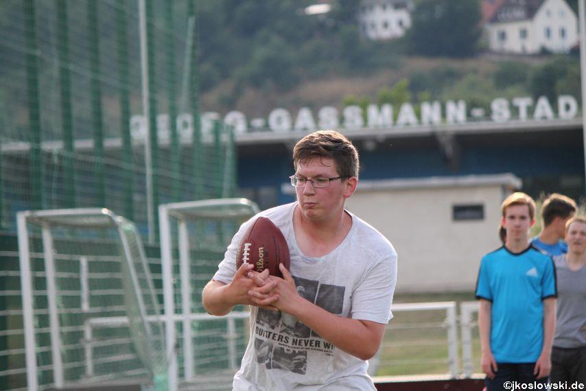 Try Out der Jugend Footballer der Marburg Mercenaries 157