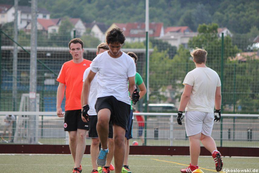 Try Out der Jugend Footballer der Marburg Mercenaries 161
