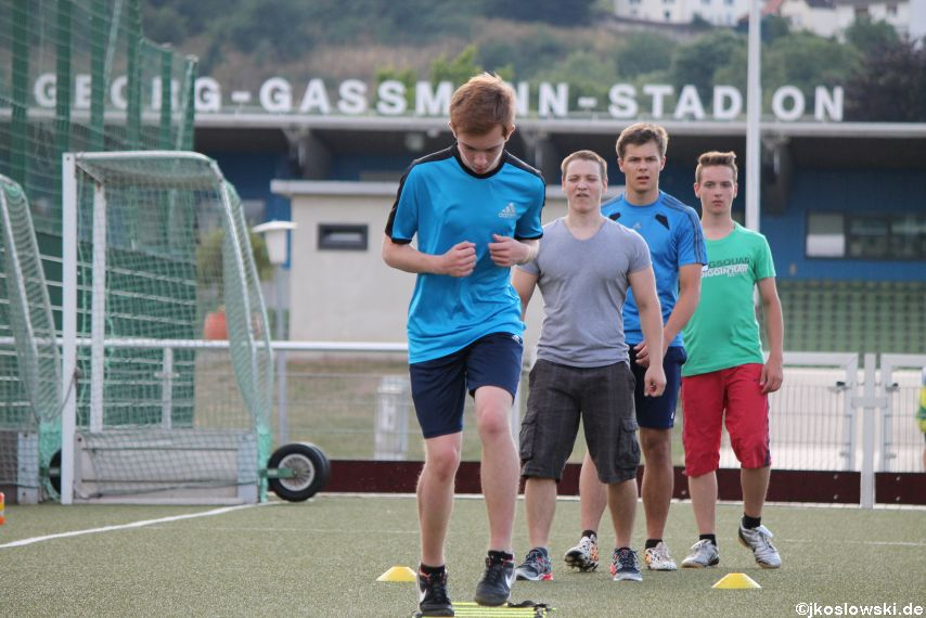 Try Out der Jugend Footballer der Marburg Mercenaries 163