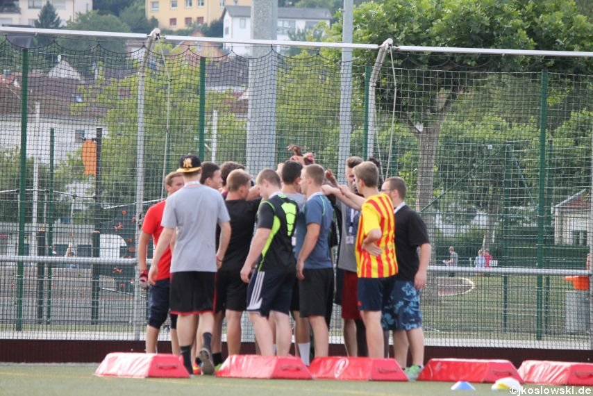 Try Out der Jugend Footballer der Marburg Mercenaries 167