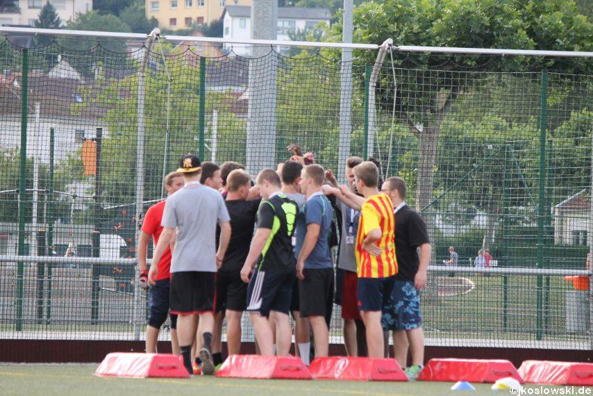 Try Out der Jugend Footballer der Marburg Mercenaries 167