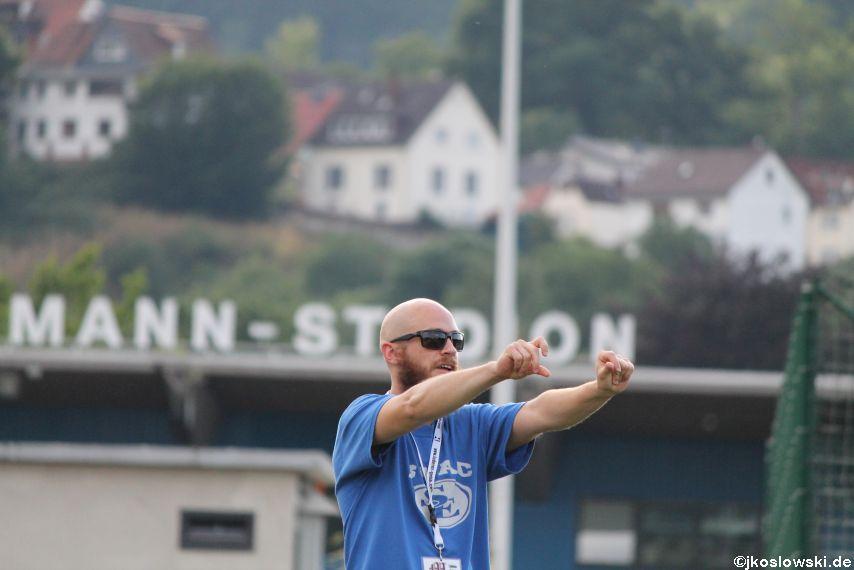 Try Out der Jugend Footballer der Marburg Mercenaries 171
