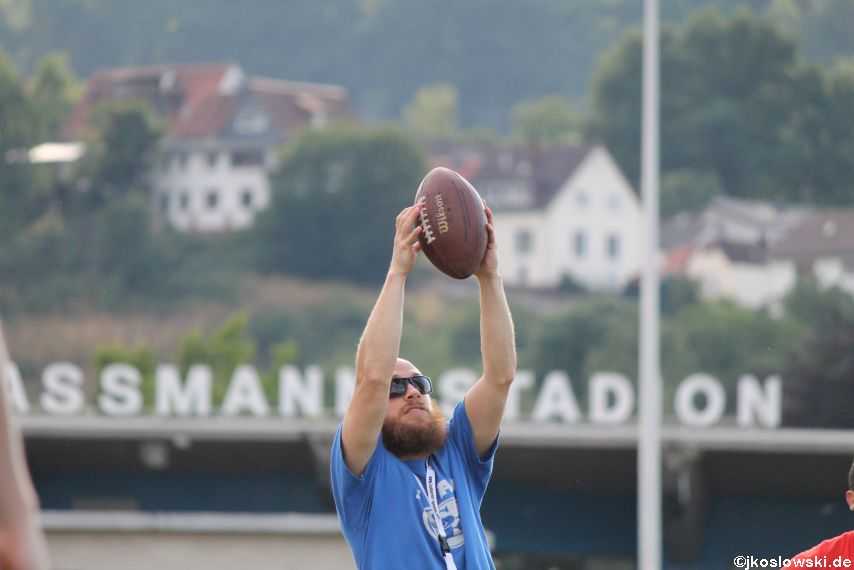 Try Out der Jugend Footballer der Marburg Mercenaries 172