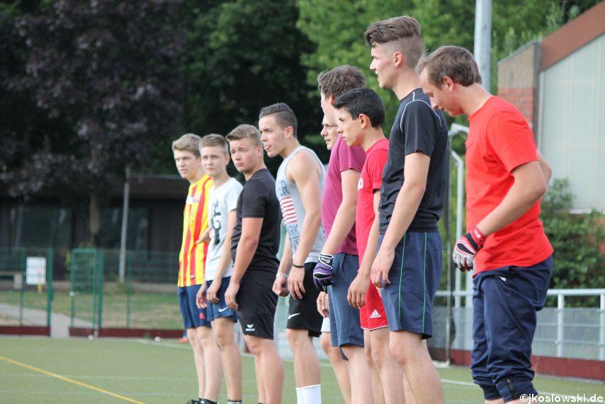 Try Out der Jugend Footballer der Marburg Mercenaries 179