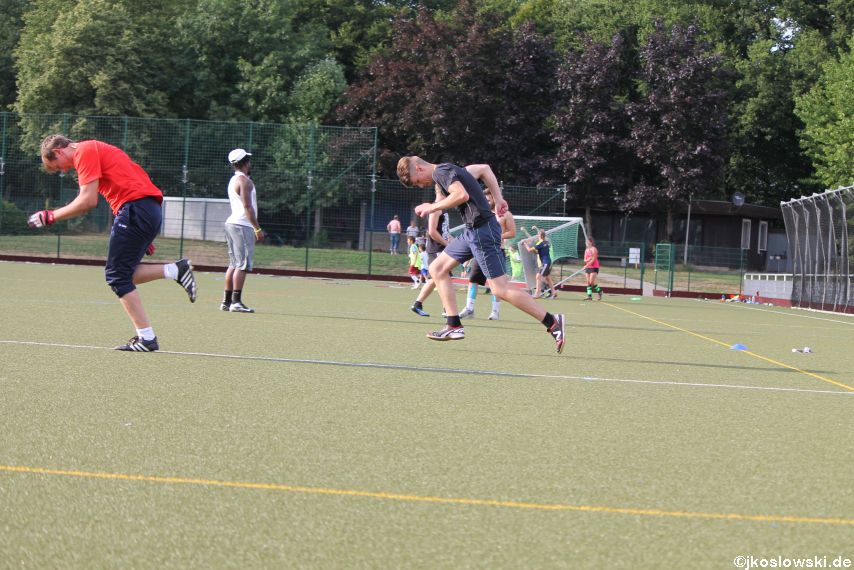 Try Out der Jugend Footballer der Marburg Mercenaries 187