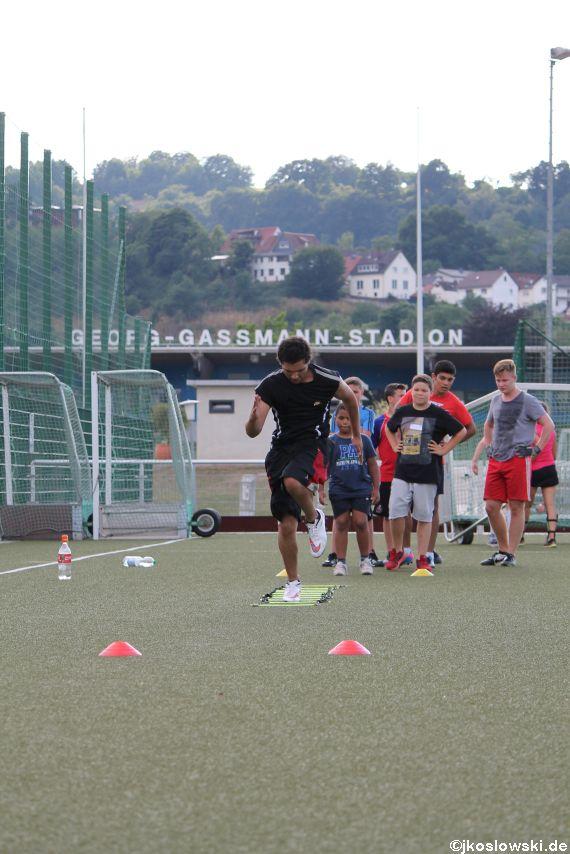 Try Out der Jugend Footballer der Marburg Mercenaries 194